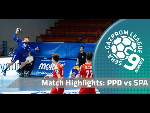 Match highlights: PPD Zagreb vs Spartak Moscow