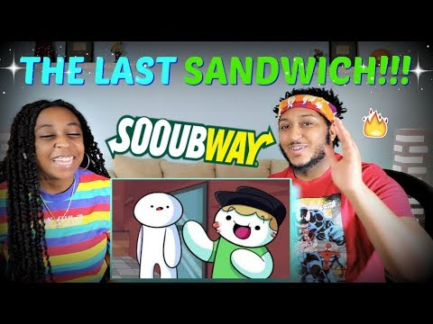 """TheOdd1sOut """"Sooubway 4: The Final Sandwich"""" REACTION!!"""