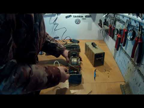 Зарядное устройство для автомобильного аккумулятора. Ремонт зарядного устройства