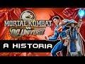 A Hist ria De Mortal Kombat Vs Dc Universe