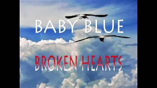 Video BROKEN HEARTS - BABY BLUE ( Lyric video)
