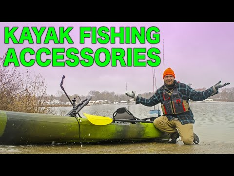 MUST HAVE Accessories For Kayak Fishing!