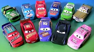 11 CARS 3 DESERT RACE with 11 PACK DIECASTS from Mattel Target 2017 by TOYS CLUB
