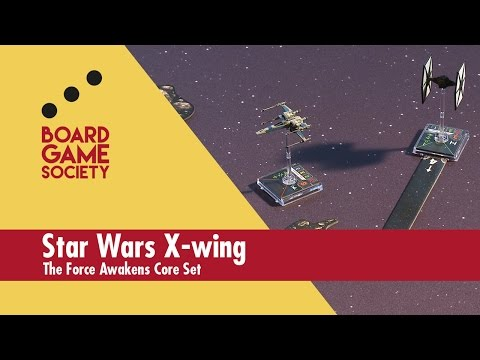BGS - Episode 13 - Star Wars X-wing Core Set review