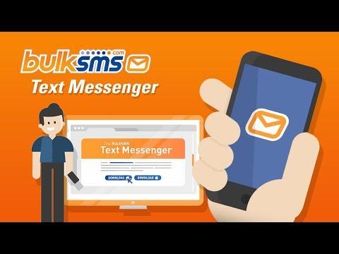 BulkSMS.com | Text Messenger