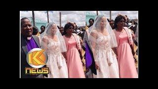 Congratulations! MP Naisula Lesuuda weds Robert Kiplagat (Photos)