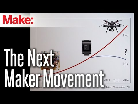 Bekijk details van The next maker movement