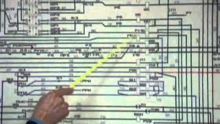 ТЭМ2 электр.схема 1.5  I позиция