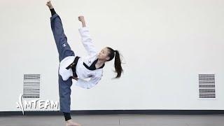 Insane Taekwondo Skills 2016