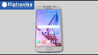 Samsung Galaxy S6 How To Check If IMEI Number Is Clean - Fliptroniks.com