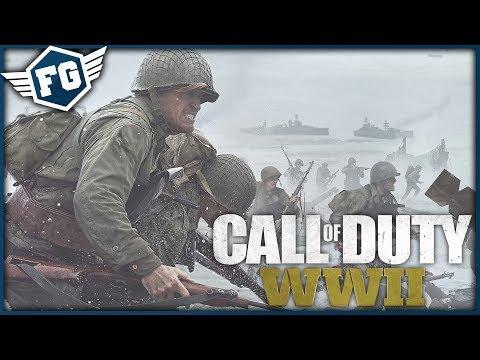 Call of Duty: WWII - Multiplayer | Sváteční Bída