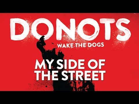 Donots - My Side Of The Street (Official Audio)