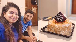 Oru Birthday Vlog I Happy Birthday My Dear Foodie Husband