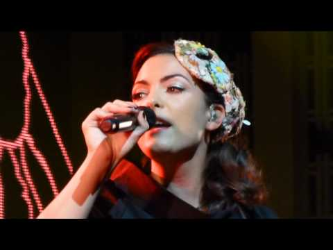 Caro Emerald Pack Up The Louie  LIverpool Philharmonic 7 9 13