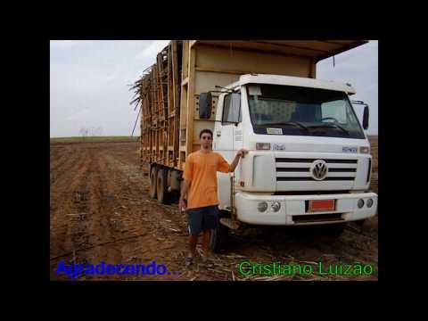 Viagem com Canavieiro Volkswagem Titan 26-310 em 2005 com lindas buzinadas ✌👏