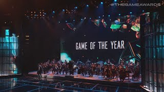 The Game Awards 2019 Orchestra - GOTY Music