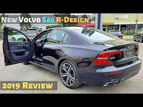 New Volvo S60 R-Design 2019 Review Interior Exterior