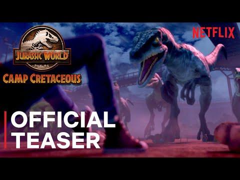 A Jurassic World őslényei rajzfilmen is ijesztőek