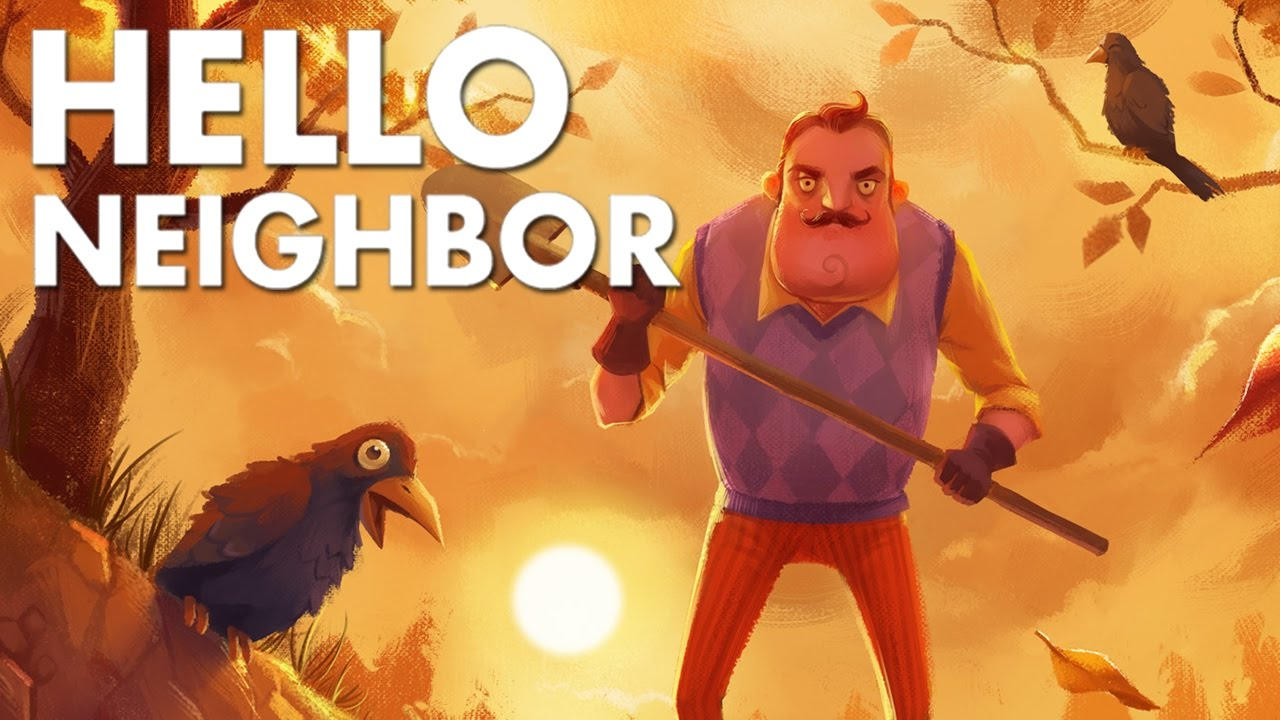 A Video Game About Being The Worst Neighbour Ever