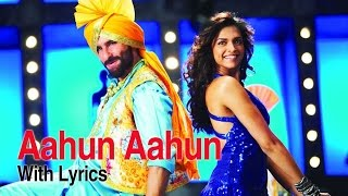 Aahun Aahun | Full Song With Lyrics | Love Aaj Kal | Saif Ali