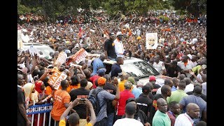 Raila Odinga explains the meaning of