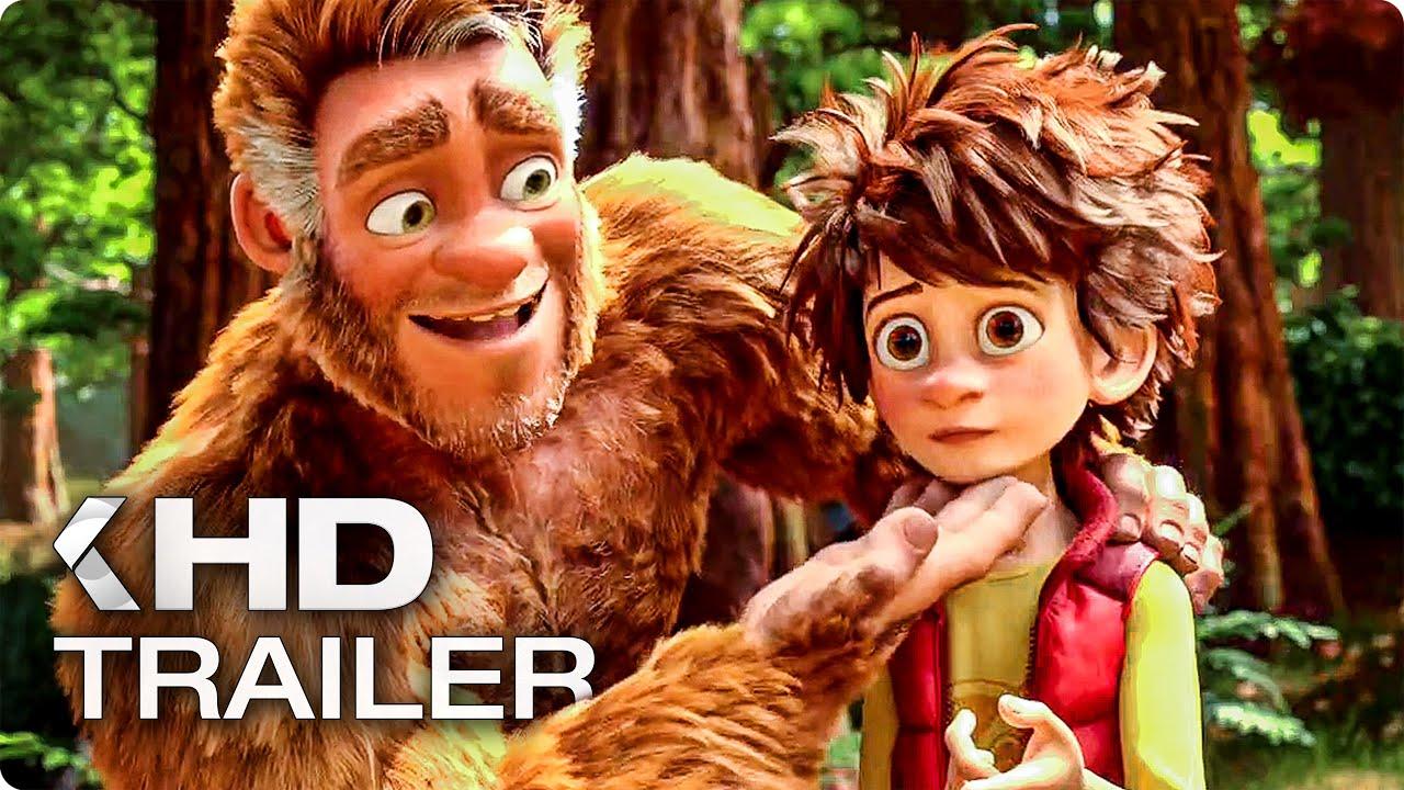 Trailer för Bigfoot Junior