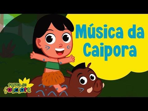 Música A Lenda do Currupira e da Caipora
