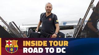 INSIDE TOUR   Road to Washington