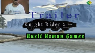 Knight Rider 2 the game trailer
