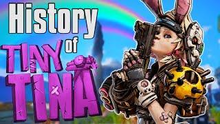 The History Of Tiny Tina - Borderlands