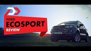 Ford EcoSport : Review : PowerDrift