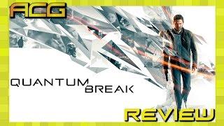 "Quantum Break Review ""Buy, Wait For Sale, Rent, Never Touch?"""