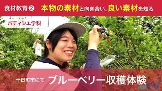 国際調理製菓専門学校 学校紹介