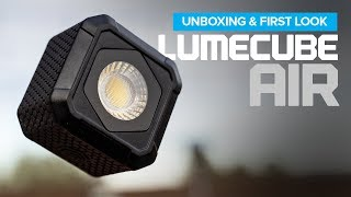 Lume Cube Air - Unboxing and First Look