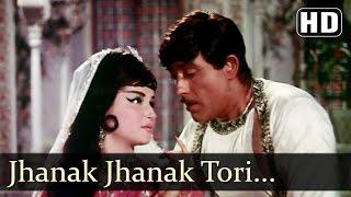 Jhanak Jhanak - Raj Kumar - Mere Huzoor - Shankar