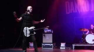 "Danko Jones ""First Date"" Live Toronto March 14th 2014"