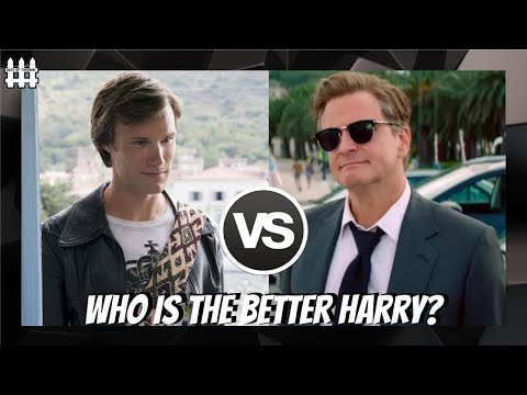 Who Is The Best Harry? - Colin Firth vs Hugh Skinner