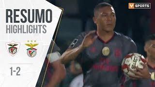 Highlights | Resumo: Santa Clara 1-2 Benfica (Liga 19/20 #11)