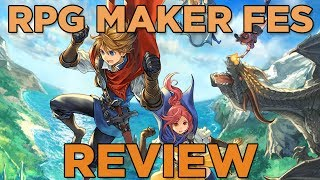 RPG Maker Fes Review - Create your own RPG on 3DS