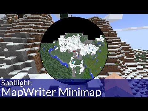 Spotlight: MapWriter Minecraft Minimap