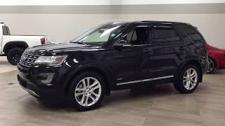 2017 Ford Explorer XLT Review