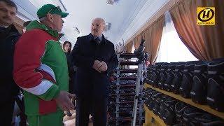 Лукашенко в Барановичах: жёсткий разговор и контрольная проверка