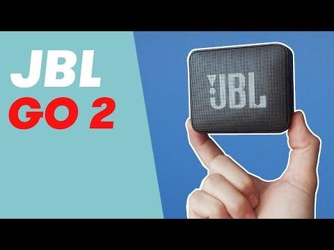 JBL GO 2 - El mejor mini altavoz? Review y análisis (español)