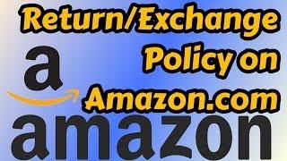 Amazon product Exchange and return policy. How we can return or exchange product on Amazon
