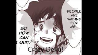 {Boku No Hero Academia Comic Dubz} Crazy Deku
