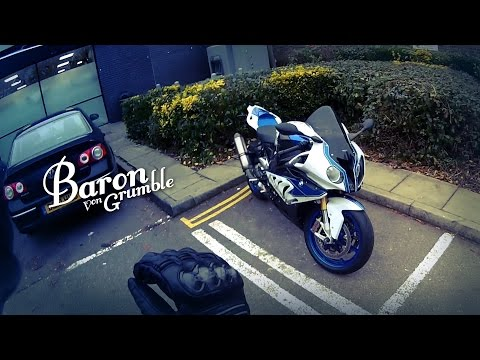 BMW S1000RR HP4 - an Every Day Bike?