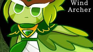 Wind Archer Cookie Tribute