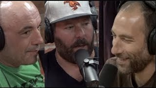 The Time Ari Spiked Bert's Drink with Molly | JRE Sober October 2019