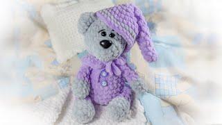Crochet Tutorial Teddy Bear