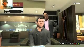Grand Theft Auto 5 Walkthrough Part 91 - MICHAELS MAKEOVER | GTA 5 Walkthrough